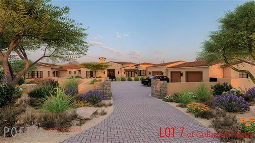 Photo of 11737 E QUARTZ ROCK Road, Scottsdale, AZ 85255 (MLS # 6171835)