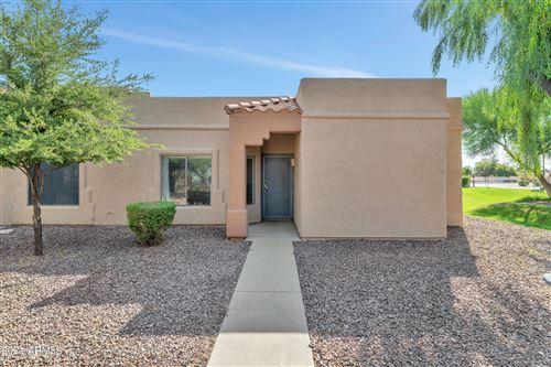 Photo of 8800 N 107TH Avenue #39, Peoria, AZ 85345 (MLS # 6293835)