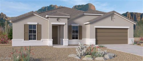 Photo of 44443 W PALO ABETO Drive, Maricopa, AZ 85138 (MLS # 6295835)