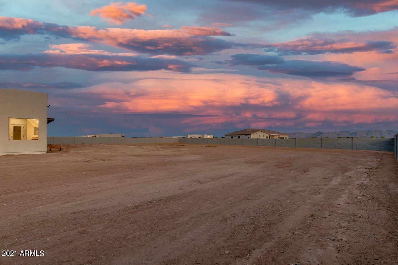 Photo of 24443 W HORNED OWL Trail, Wittmann, AZ 85361 (MLS # 6229835)