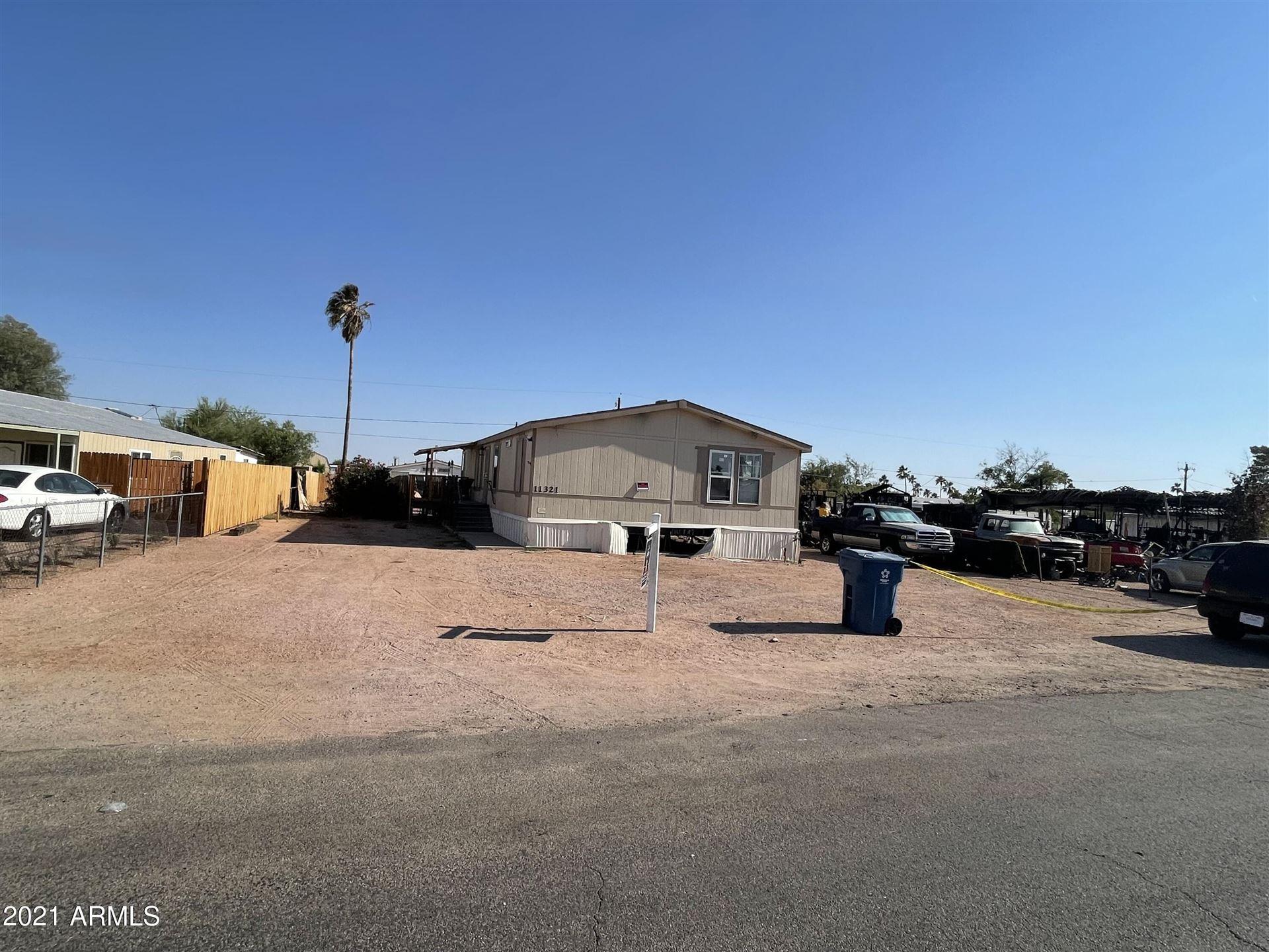 Photo of 11321 E BOULDER Drive, Apache Junction, AZ 85120 (MLS # 6245835)