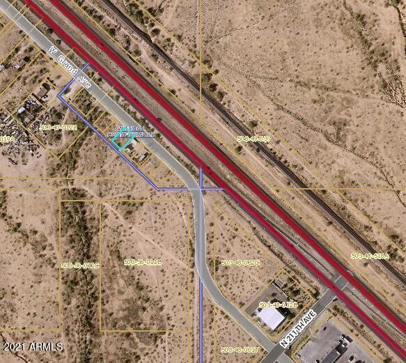 Photo of 21100 NW Grand Avenue, Wittmann, AZ 85361 (MLS # 6284835)
