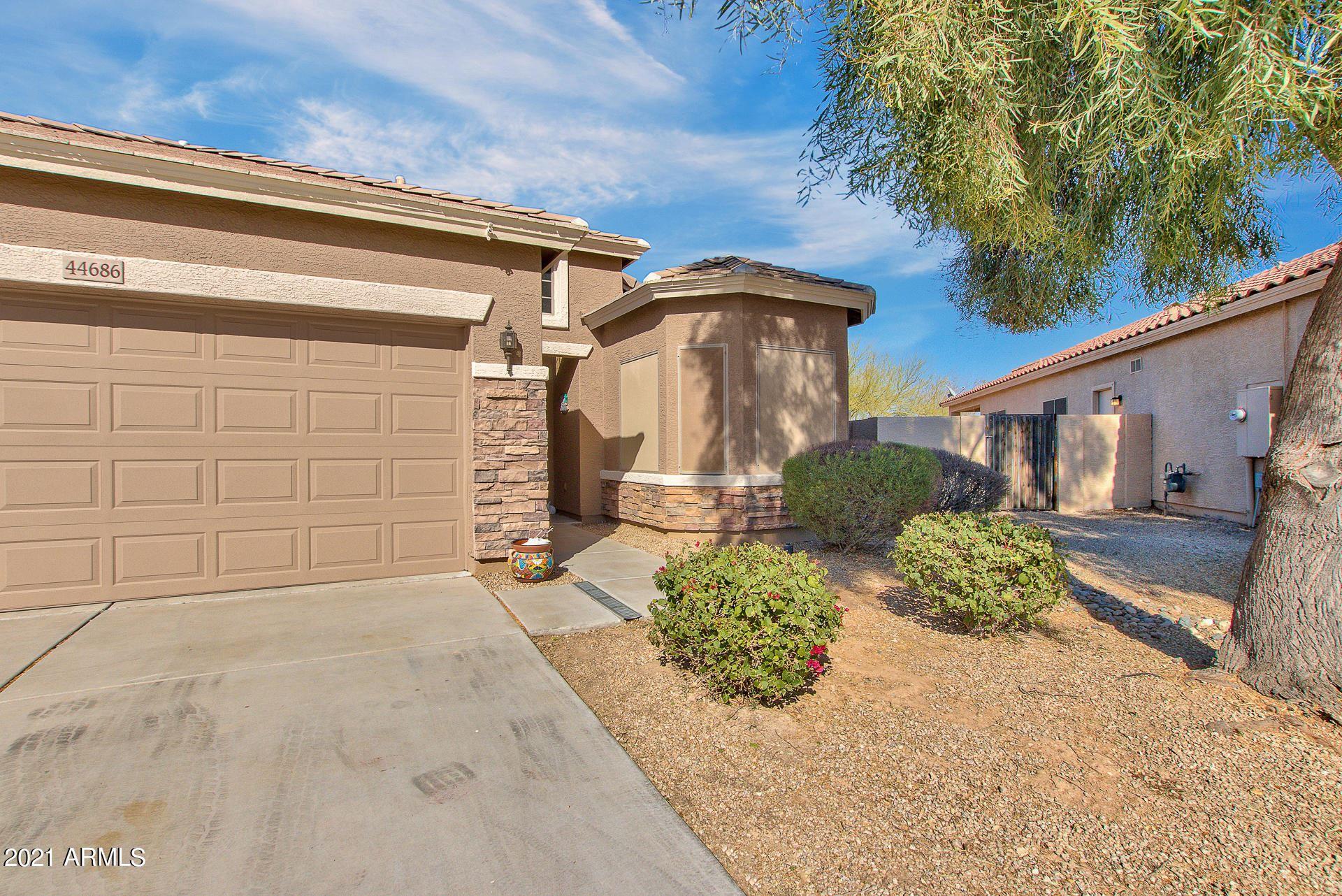 Photo of 44686 W PARAISO Lane, Maricopa, AZ 85139 (MLS # 6200836)