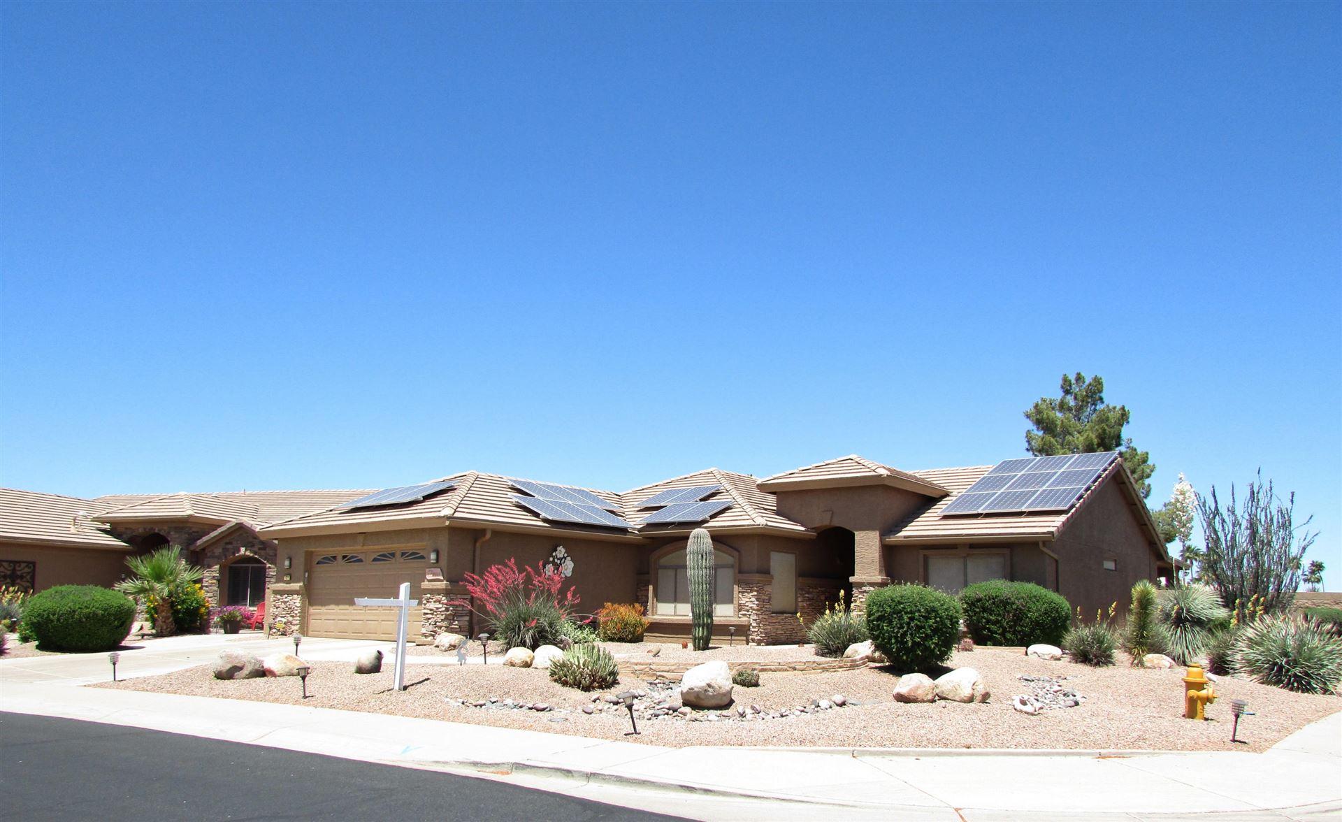 Photo of 420 W CEDAR Drive, Sun Lakes, AZ 85248 (MLS # 6229836)