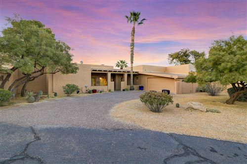 Photo of 1004 N BOULDER Drive, Carefree, AZ 85377 (MLS # 6058837)