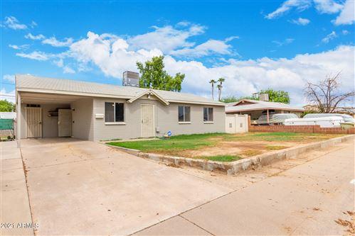 Photo of 6340 W CAVALIER Drive, Glendale, AZ 85301 (MLS # 6298837)