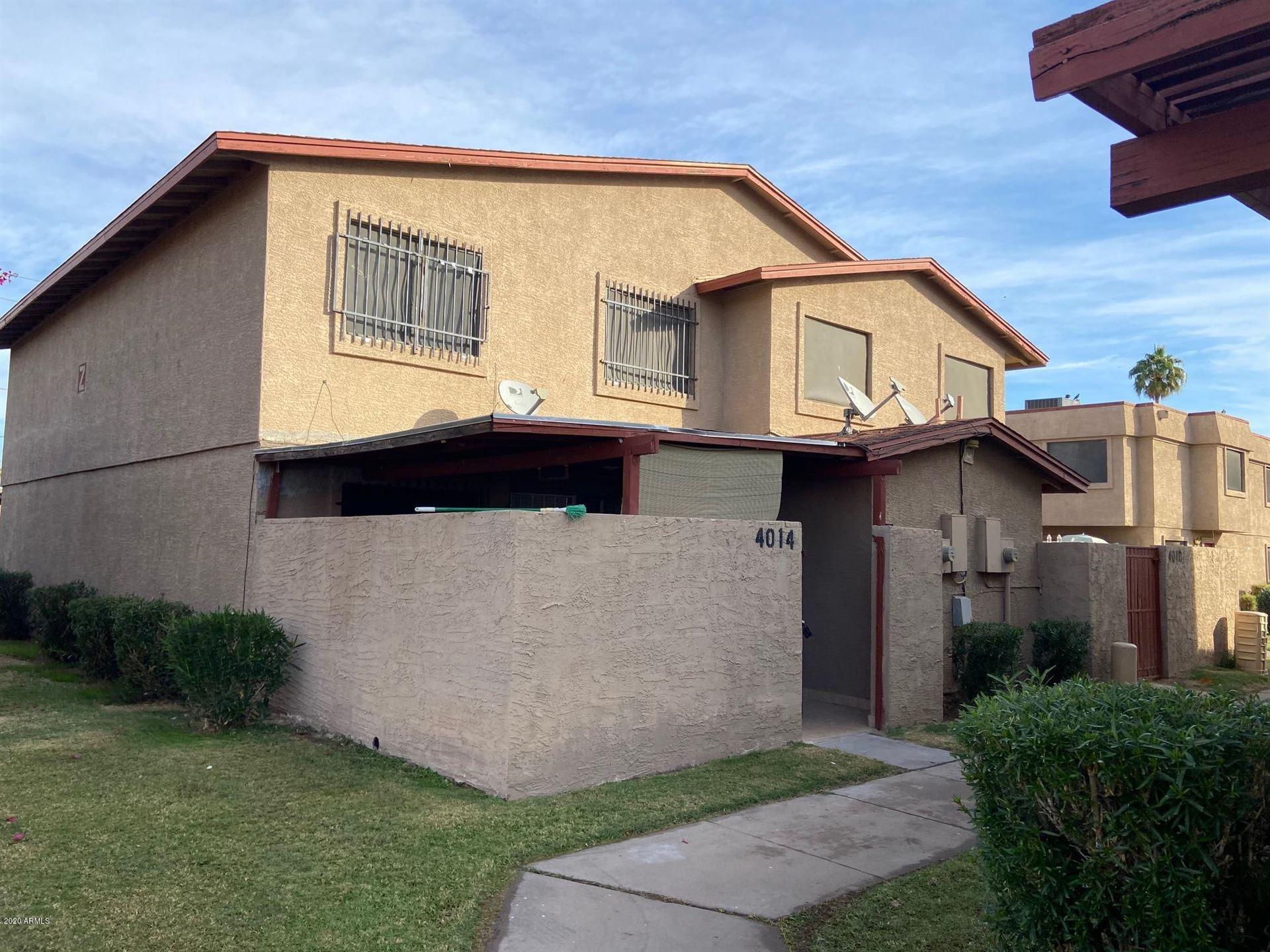 4014 W WONDERVIEW Road, Phoenix, AZ 85019 - MLS#: 6096837