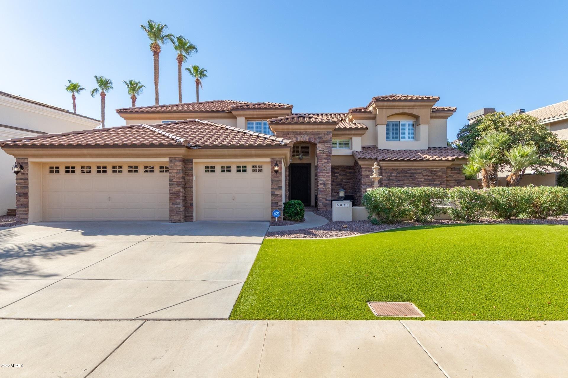 5878 W DEL LAGO Circle, Glendale, AZ 85308 - #: 6097837