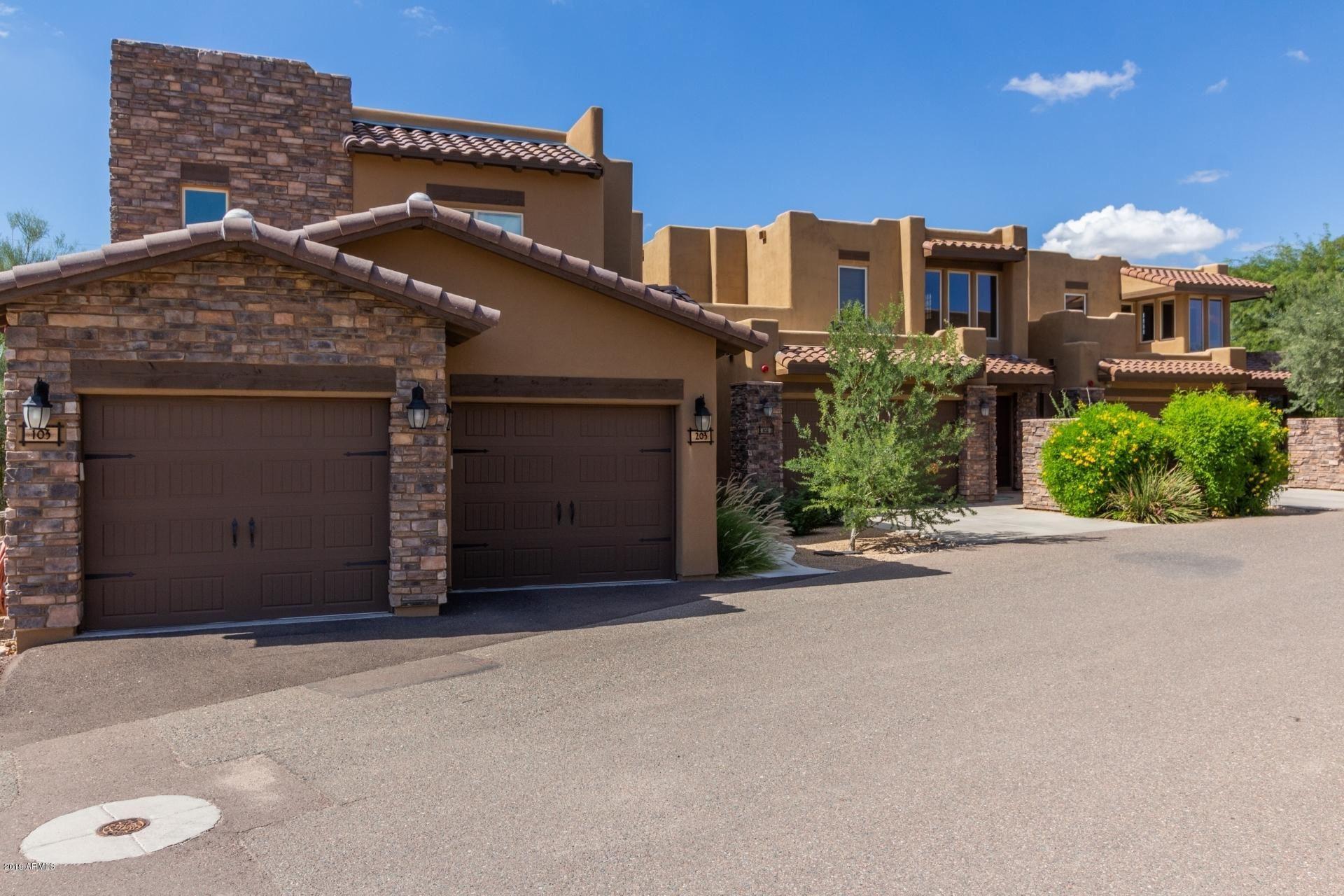 Photo of 6145 E CAVE CREEK Road #203, Cave Creek, AZ 85331 (MLS # 6289837)