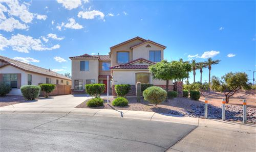 Photo of 21136 N DONITHAN Way, Maricopa, AZ 85138 (MLS # 6061838)