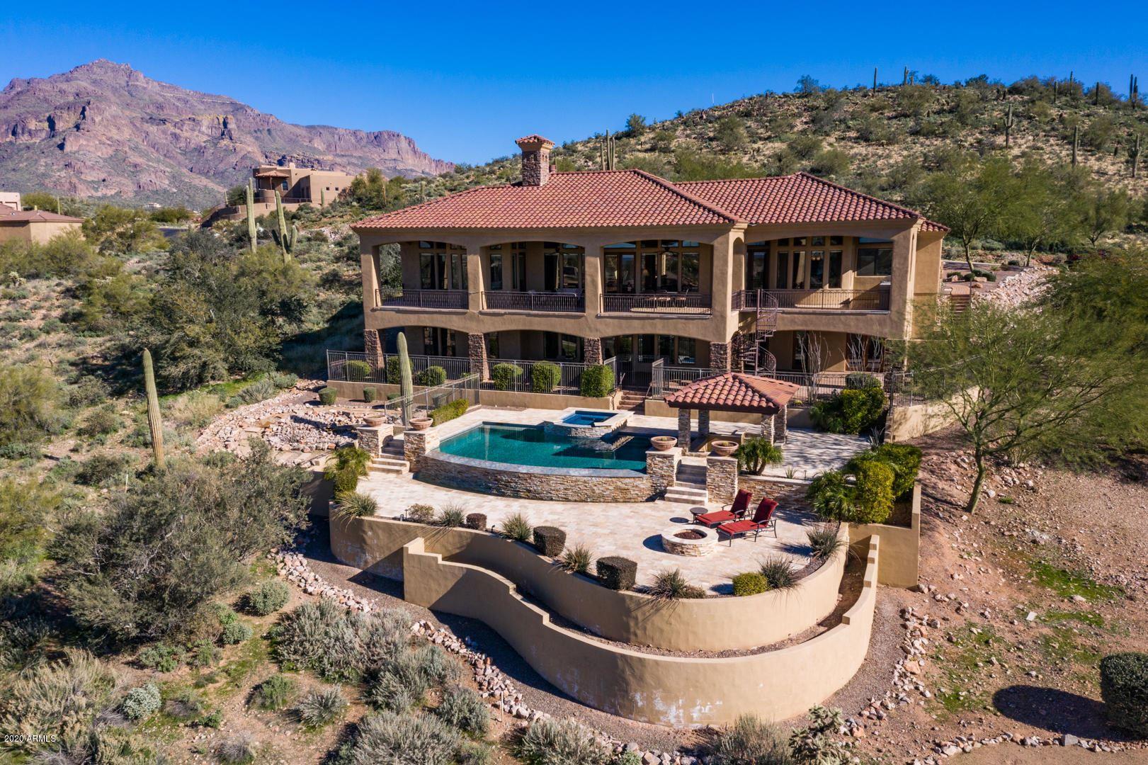 3884 S AVENIDA DE ANGELES --, Gold Canyon, AZ 85118 - MLS#: 6025838