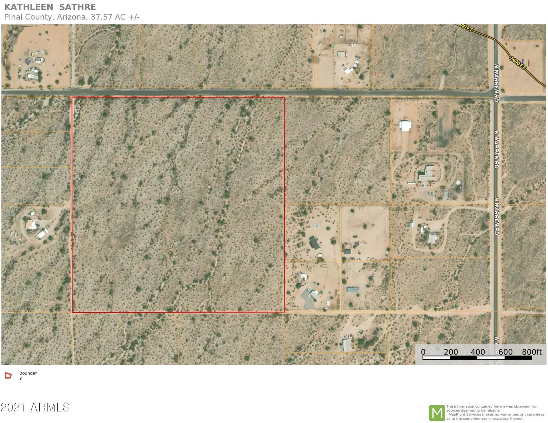 Photo for 0 W Pampas Grass Road, Maricopa, AZ 85139 (MLS # 6267838)