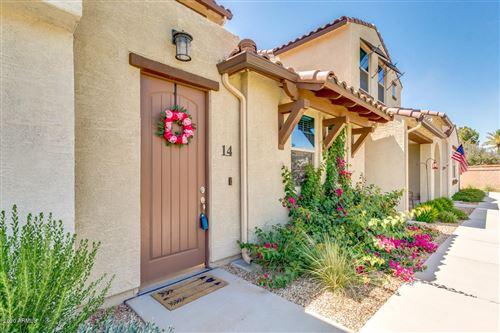 Photo of 3855 S MCQUEEN Road #14, Chandler, AZ 85286 (MLS # 6081840)