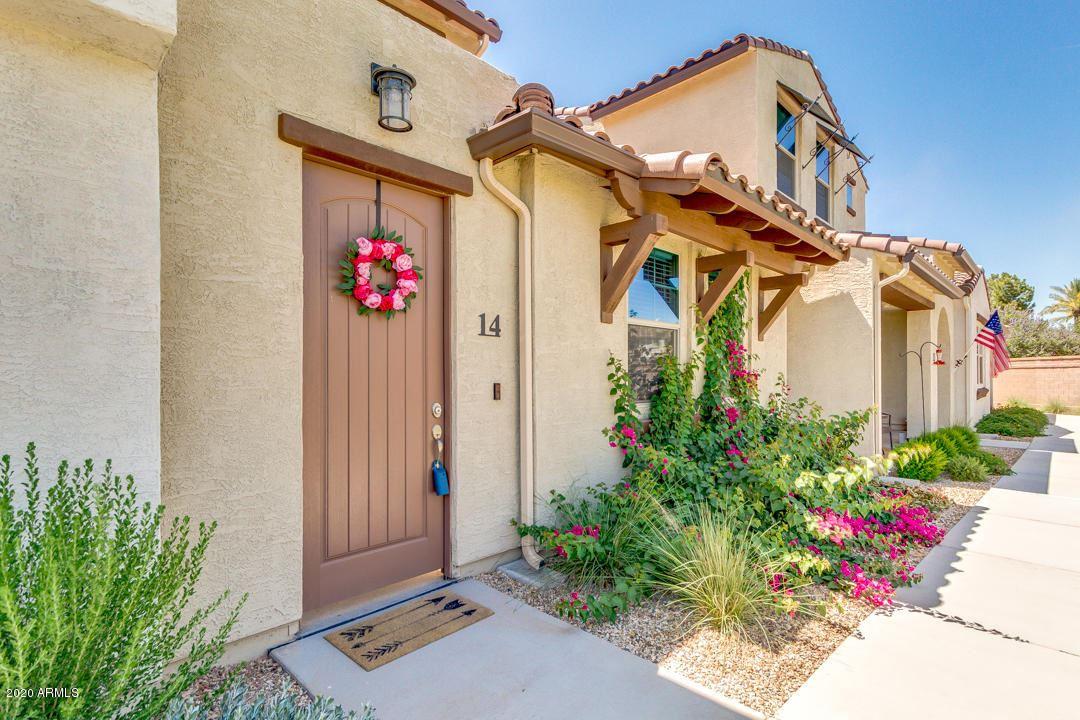 3855 S MCQUEEN Road #14, Chandler, AZ 85286 - MLS#: 6081840