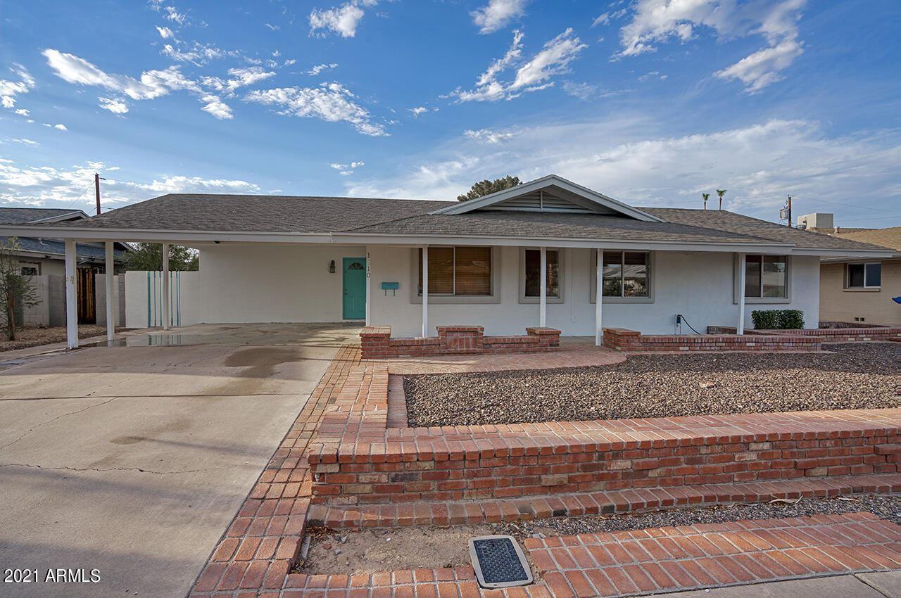 1110 E CAMPUS Drive, Tempe, AZ 85282 - MLS#: 6262842