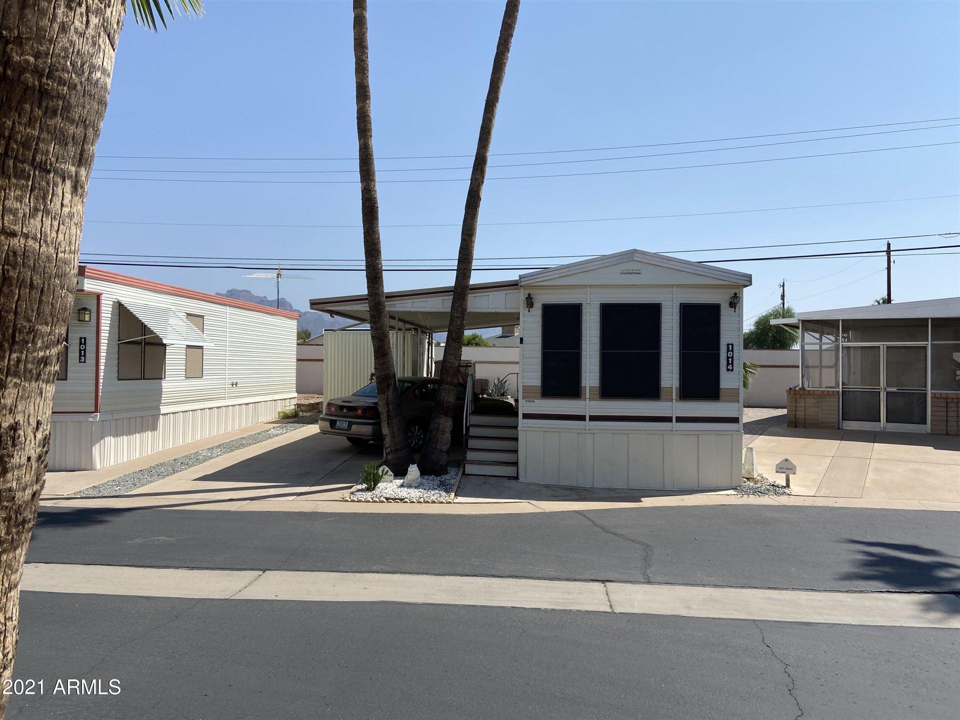 Photo of 1014 S KIOWA Circle, Apache Junction, AZ 85119 (MLS # 6290842)