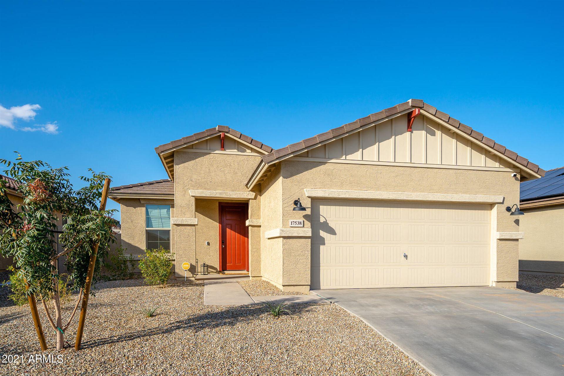 Photo of 17538 W VILLA HERMOSA Lane, Surprise, AZ 85387 (MLS # 6309842)