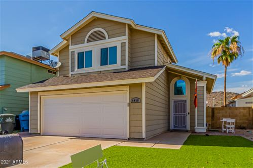 Photo of 4450 W ORAIBI Drive, Glendale, AZ 85308 (MLS # 6264843)