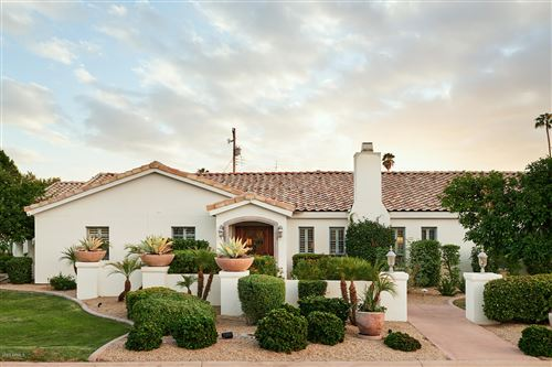 Photo of 6133 E CALLE DEL PAISANO --, Scottsdale, AZ 85251 (MLS # 6137845)
