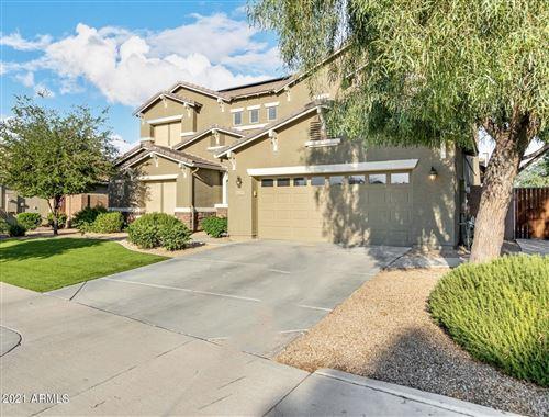 Photo of 6229 S BANNING Street, Gilbert, AZ 85298 (MLS # 6293845)