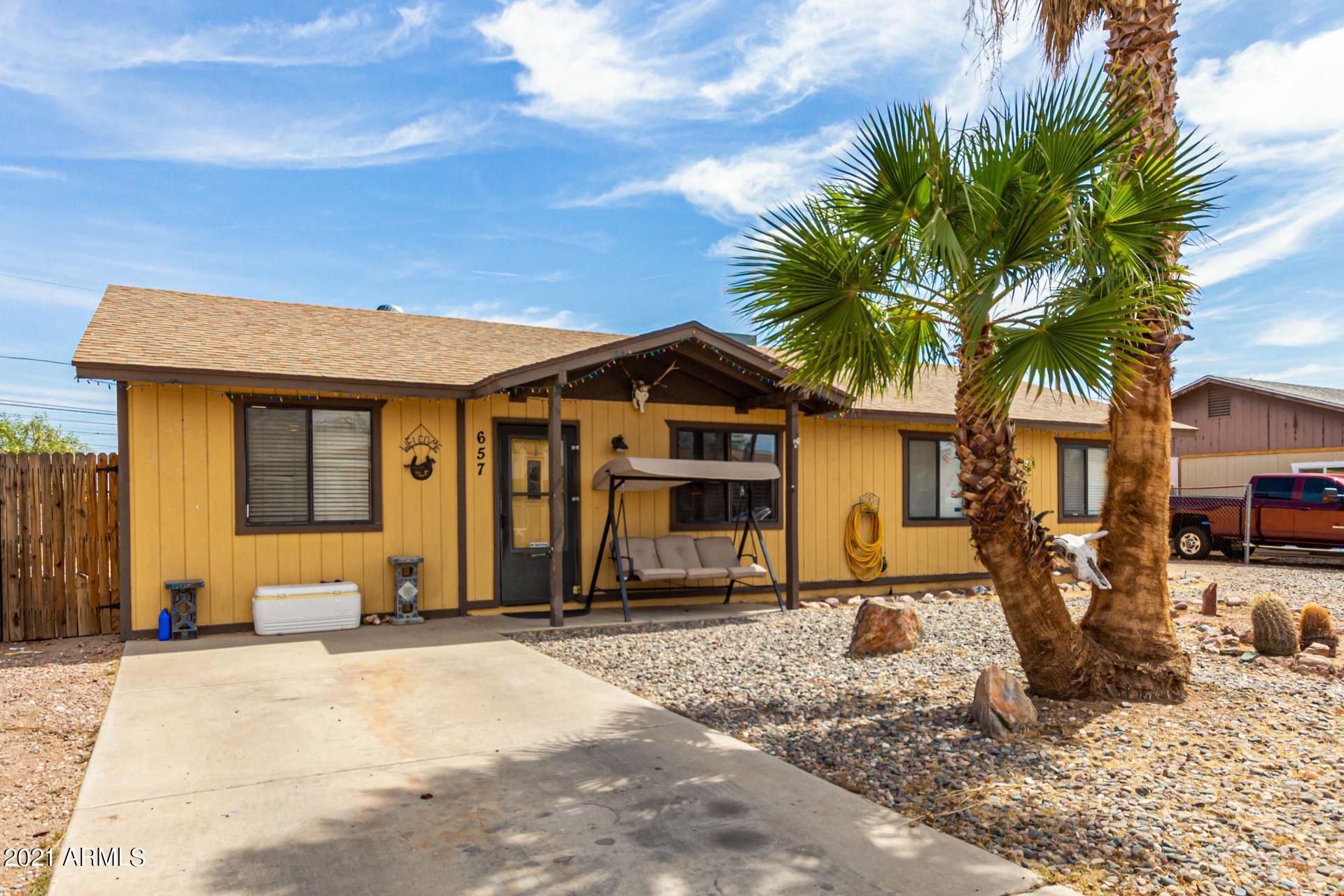 Photo of 657 E QUAIL Avenue, Apache Junction, AZ 85119 (MLS # 6245845)