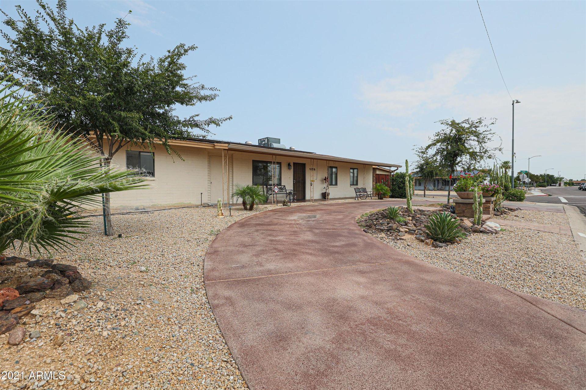 Photo of 11404 W KANSAS Avenue, Youngtown, AZ 85363 (MLS # 6281845)
