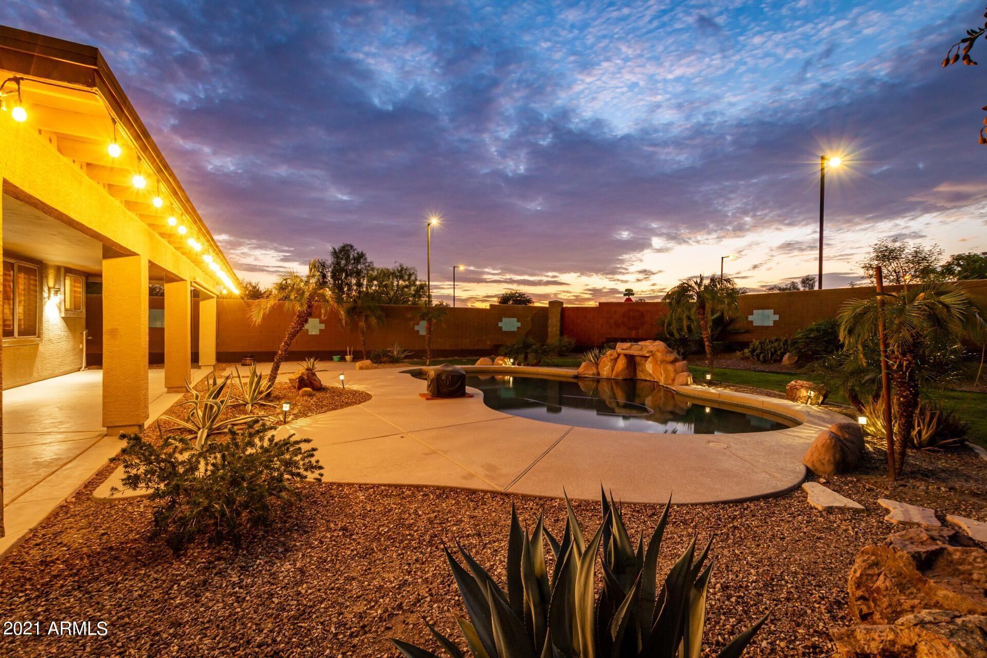 Photo of 22154 W MESQUITE Drive, Buckeye, AZ 85326 (MLS # 6292845)
