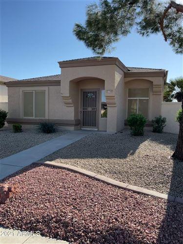 Photo of 21760 N VERDE RIDGE Drive, Sun City West, AZ 85375 (MLS # 6197846)