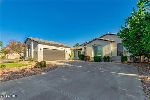 Photo of 3415 E MEAD Drive, Chandler, AZ 85249 (MLS # 6231846)