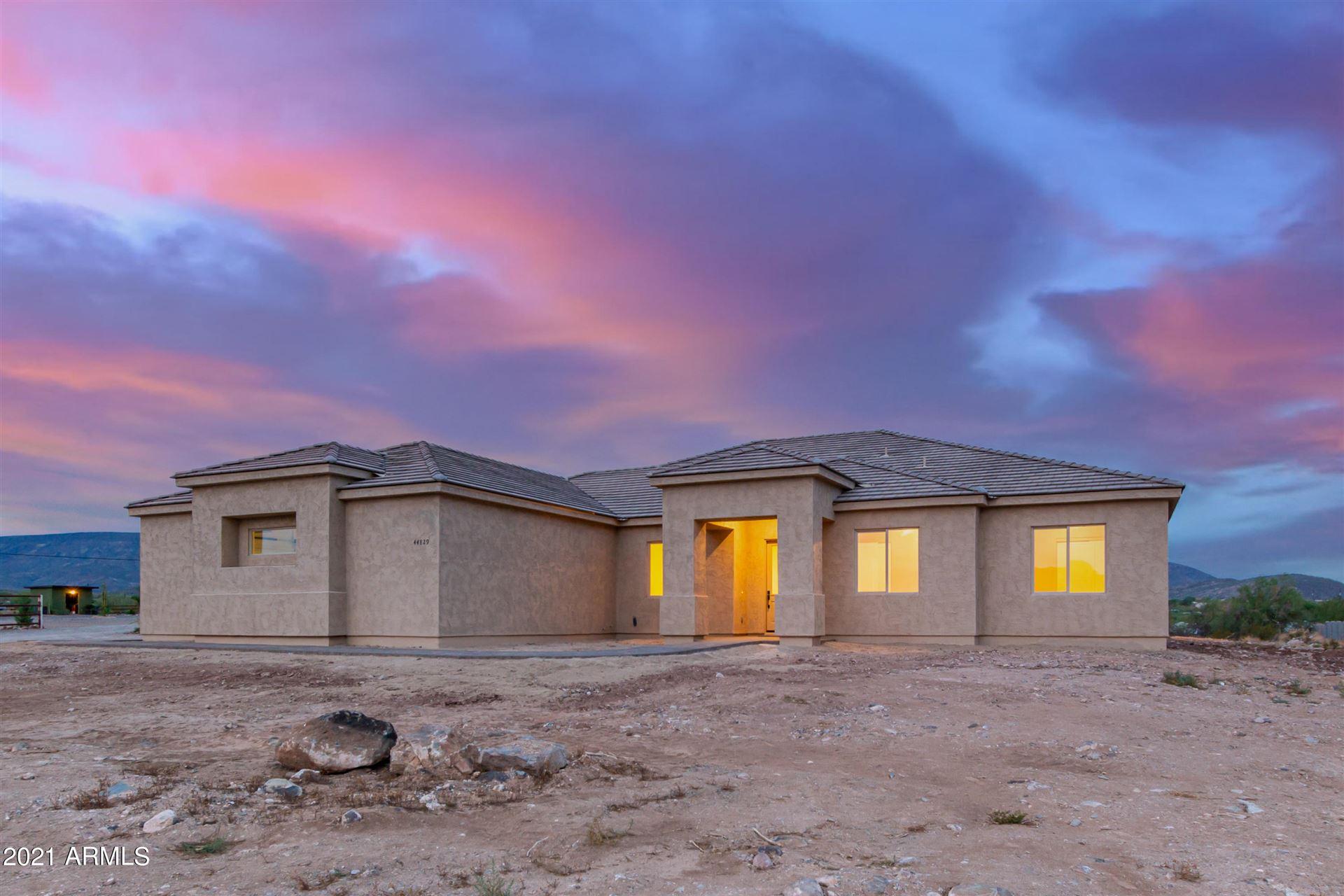 Photo of 44829 N 3RD Street, New River, AZ 85087 (MLS # 6268846)
