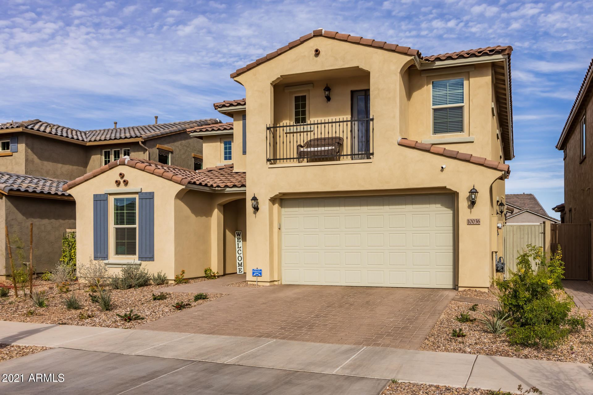 Photo of 10036 E GAMMA Avenue, Mesa, AZ 85212 (MLS # 6193847)