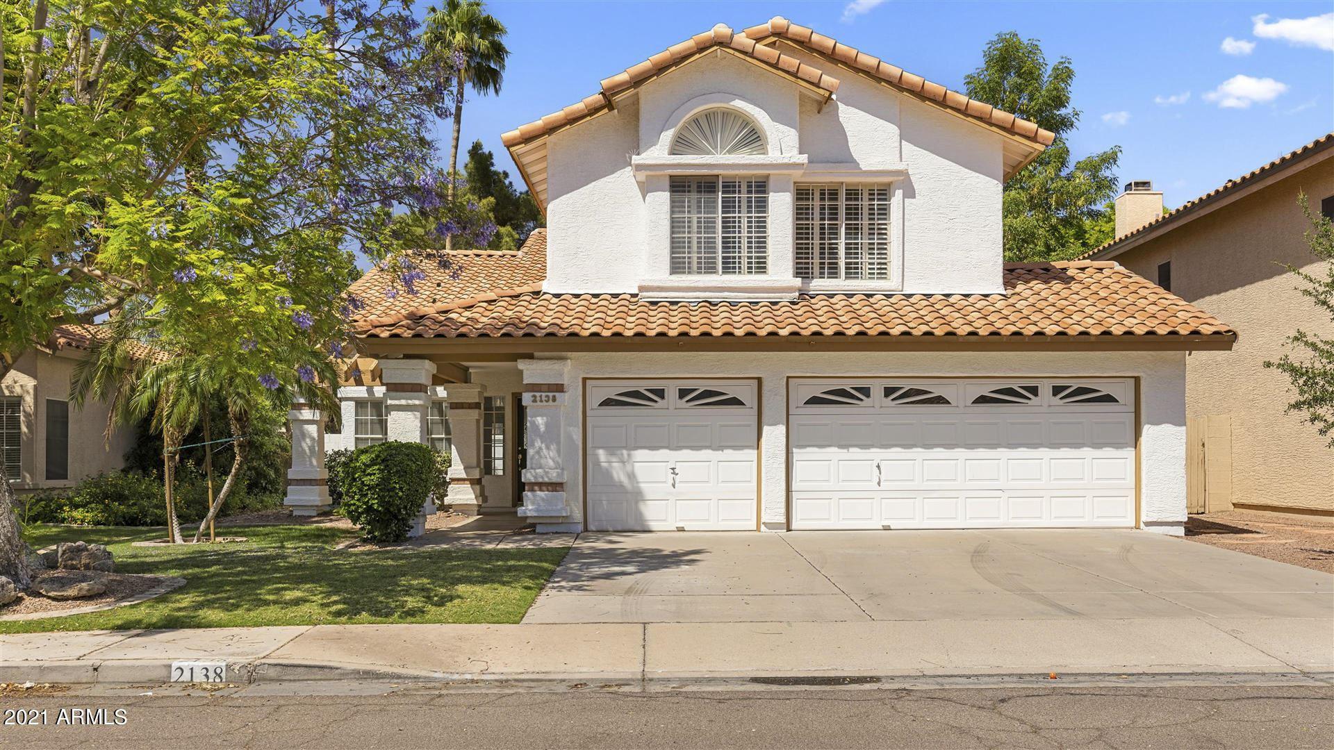 Photo of 2138 E CHESAPEAKE Drive, Gilbert, AZ 85234 (MLS # 6231848)