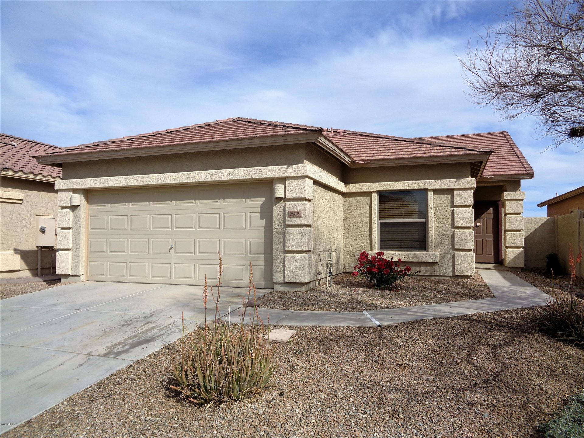 Photo of 18409 N COOK Drive, Maricopa, AZ 85138 (MLS # 6201849)