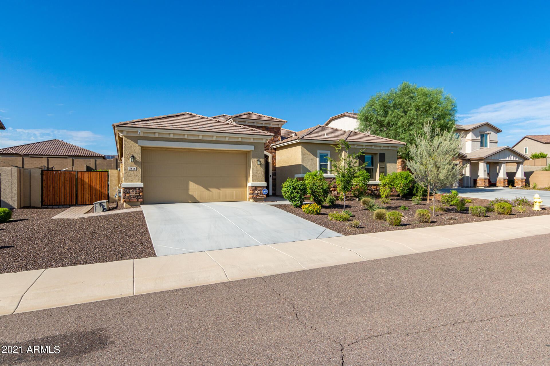 Photo of 3816 W Brogan Court, New River, AZ 85087 (MLS # 6286849)