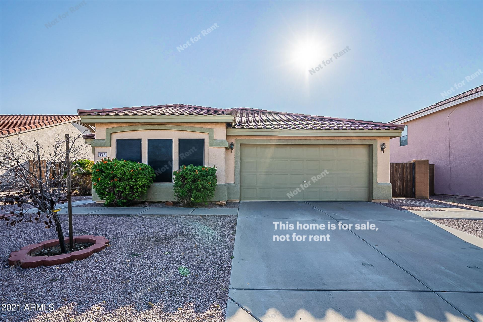 329 S DEL RANCHO --, Mesa, AZ 85208 - MLS#: 6293849