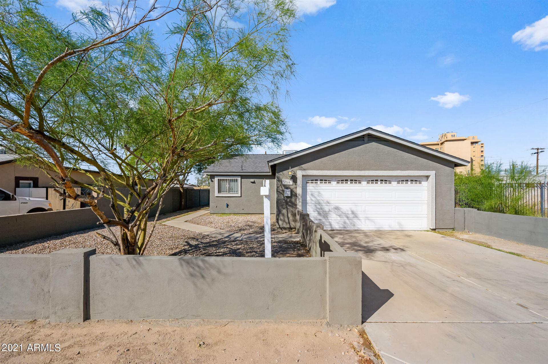 Photo of 714 W COCOPAH Street, Phoenix, AZ 85007 (MLS # 6307849)