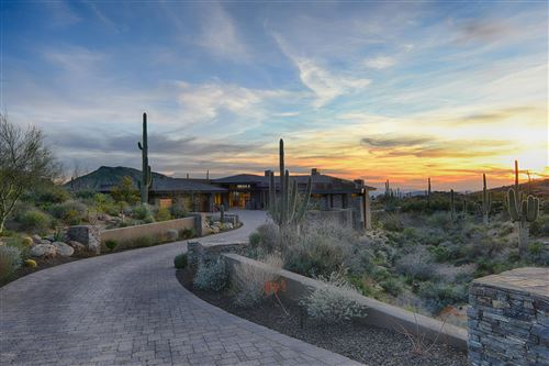 Photo of 9847 E CHIRICAHUA Pass, Scottsdale, AZ 85262 (MLS # 6048850)