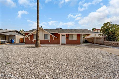 Photo of 627 E PAPAGO Drive, Tempe, AZ 85281 (MLS # 6223850)