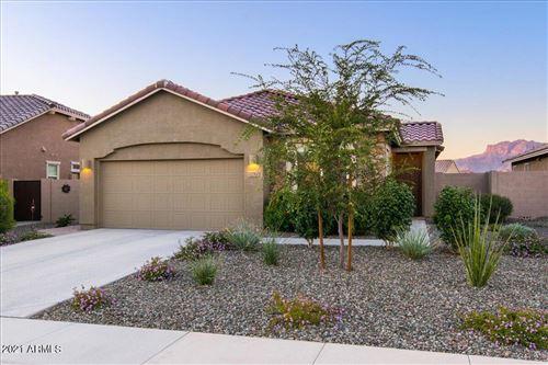 Photo of 12362 E MASSAI Point, Gold Canyon, AZ 85118 (MLS # 6306850)