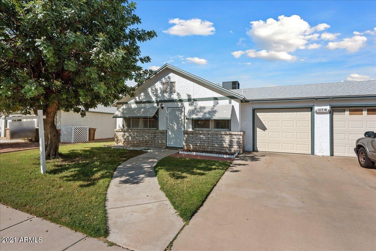 10218 N 96th Avenue #A, Peoria, AZ 85345 - MLS#: 6292850