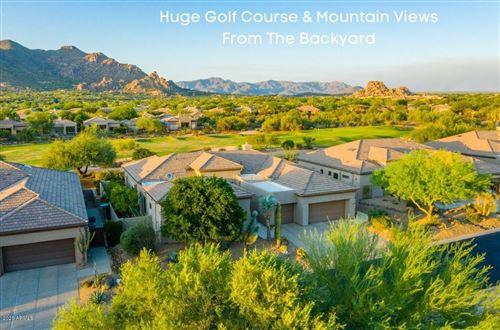 Photo of 6598 E EVENING GLOW Drive, Scottsdale, AZ 85266 (MLS # 6141851)