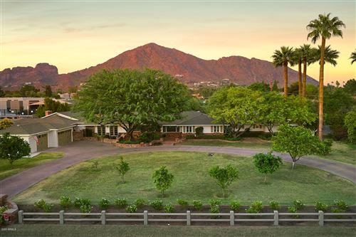 Photo of 5302 E LAFAYETTE Boulevard, Phoenix, AZ 85018 (MLS # 6142852)