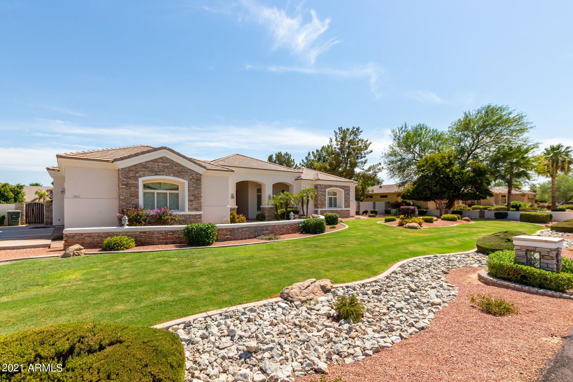 Photo of 12813 W DENTON Avenue, Litchfield Park, AZ 85340 (MLS # 6269853)