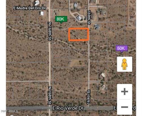 Photo of 28600 N 169TH Street, Scottsdale, AZ 85262 (MLS # 6109854)