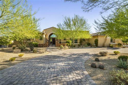 Photo of 6945 E BLUE SKY Drive, Scottsdale, AZ 85266 (MLS # 6129854)
