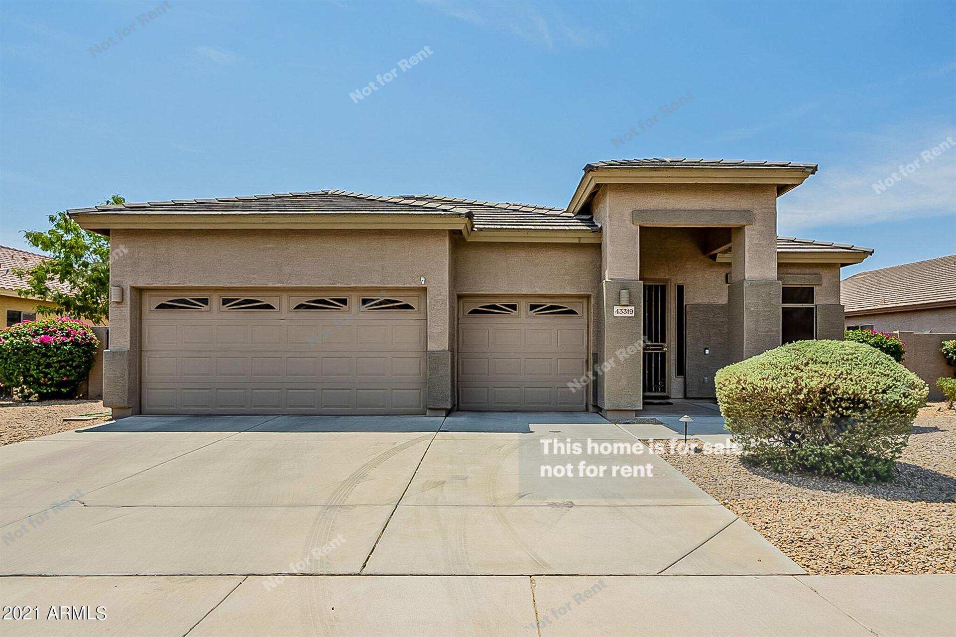 Photo for 43319 W OAKLAND Court, Maricopa, AZ 85138 (MLS # 6251854)