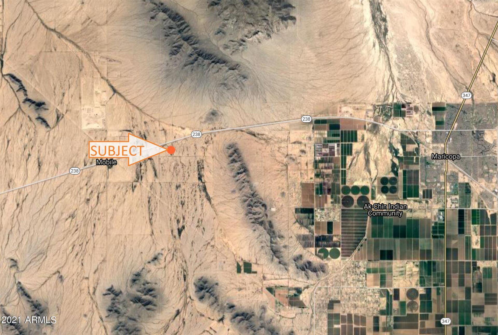 Photo for 42411 S 80TH Avenue, Maricopa, AZ 85139 (MLS # 6298854)