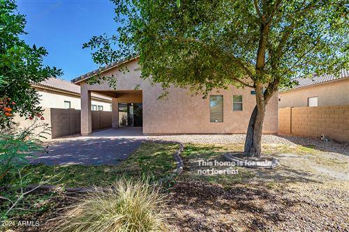 Tiny photo for 44728 W ALAMENDRAS Street, Maricopa, AZ 85139 (MLS # 6250855)