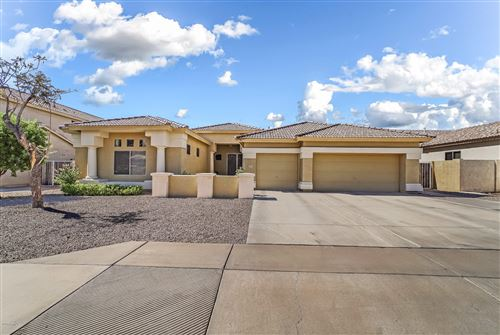 Photo of 9363 E HILLVIEW Circle, Mesa, AZ 85207 (MLS # 6114856)