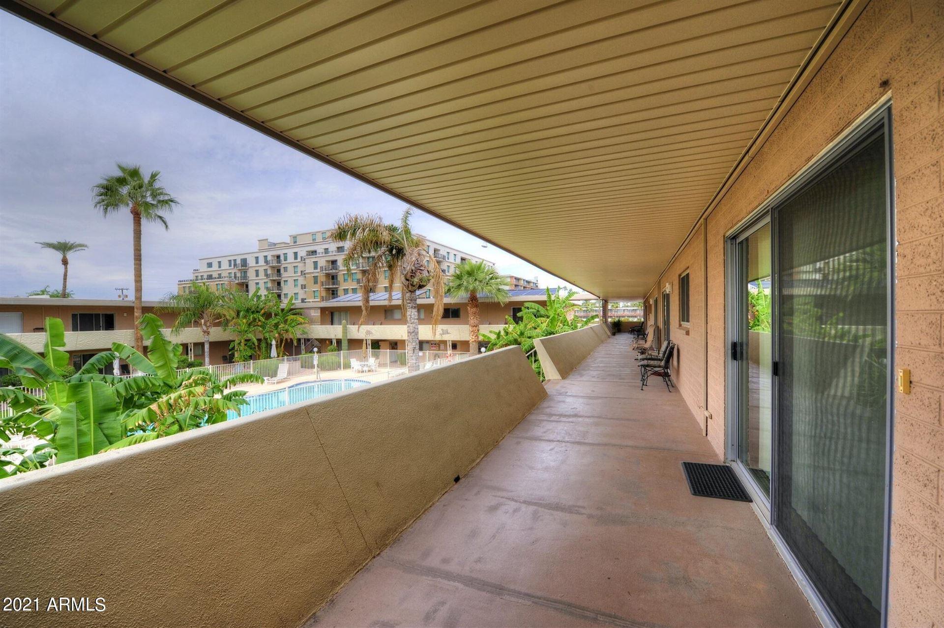 Photo of 6824 E 2ND Street #213, Scottsdale, AZ 85251 (MLS # 6249857)